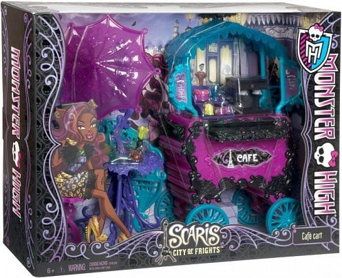 Игрушка Маттел Monster high Наборы в ассорт Y0425
